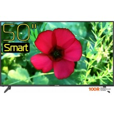 Телевизор Hartens HTV-50F01-TS2C/A7/B