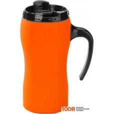Термосы и термокружки Colorissimo Thermal Mug 0.45л (оранжевый) [HD01-OR]