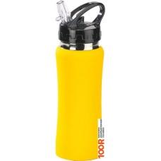 Термосы и термокружки Colorissimo Water Bottle 0.6л (желтый) [HB01-YL]