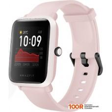 Умные часы Amazfit Bip S (розовый)
