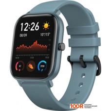 Умные часы Amazfit GTS (голубой)