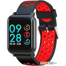 Умные часы Colmi S9 Plus (красный)