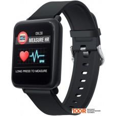 Умные часы Digma Smartline D1 (черный)