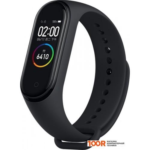 Умные часы Xiaomi Mi Smart Band 4 (глобальная версия)