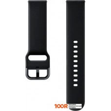 Браслет Samsung Sport Galaxy Watch Active Strap (черный)
