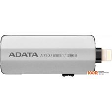 USB-флешка A-Data AI720 128GB (серый)