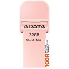 USB-флешка A-Data AI920 32GB [AAI920-32G-CRG]