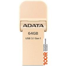 USB-флешка A-Data AI920 64GB [AAI920-64G-CGD]