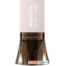 USB-флешка A-Data Choice UC330 16GB (AUC330-16G-RBK)