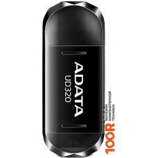 USB-флешка A-Data DashDrive Durable UD320 32GB (AUD320-32G-CBK)
