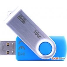 USB-флешка GOODRAM UTS2 16GB (голубой) [UTS2-0160B0R11]