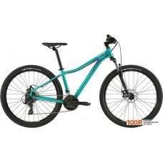 Велосипед Cannondale Tango 6 29 XS 2020 (бирюзовый)