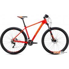 Велосипед Cube Attention 29 (оранжевый/красный, 2017)