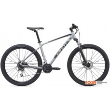 Велосипед Giant ATX 1 27.5 L 2020 (серый)