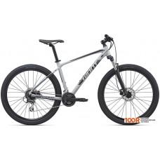 Велосипед Giant ATX 1 27.5 M 2020 (серый)