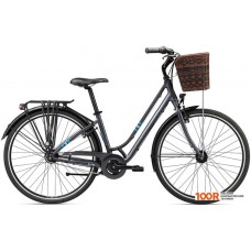 Велосипед Giant Flourish 1 M 2020 (темно-серый)