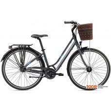 Велосипед Giant Flourish 1 S 2020 (темно-серый)