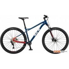 Велосипед GT Avalanche Comp 29 L 2020 (синий)