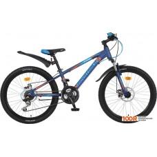 Велосипед Novatrack Lumen 24
