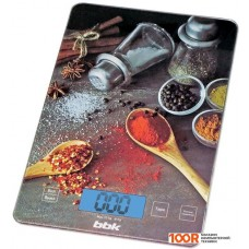 Кухонные весы BBK KS100G