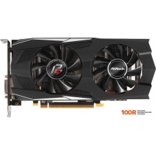 Видеокарта ASRock Phantom Gaming D Radeon RX 570 4GB GDDR5