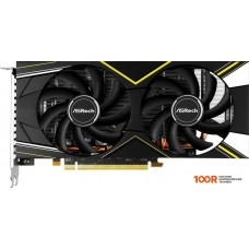Видеокарта ASRock Radeon RX 5500 XT Challenger D OC 4GB GDDR6