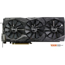 Видеокарта ASUS AREZ Strix Radeon RX 580 TOP edition AREZ-STRIX-RX580-T8G-GAMING