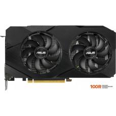 Видеокарта ASUS Dual GeForce GTX 1660 Ti 6GB GDDR6 DUAL-GTX1660TI-A6G-EVO