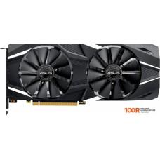 Видеокарта ASUS Dual GeForce RTX 2070 OC 8GB GDDR6 DUAL-RTX2070-O8G
