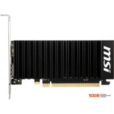 Видеокарта MSI GeForce GT 1030 LP OC 2GB DDR4