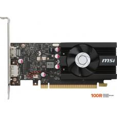 Видеокарта MSI GeForce GT 1030 LP OC 2GB GDDR5 [GT 1030 2G LP OC]