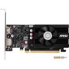 Видеокарта MSI GeForce GT 1030 OC LP 2GB DDR4