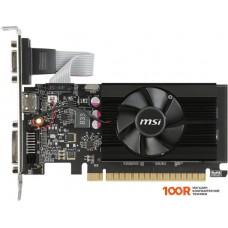 Видеокарта MSI GeForce GT 710 2GB DDR3 [GT 710 2GD3 LP]