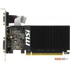 Видеокарта MSI GeForce GT 710 2GB DDR3 [V809 GT710 2GD3H LP]