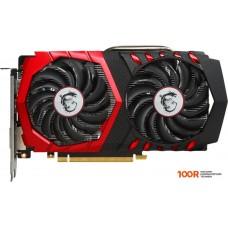 Видеокарта MSI Geforce GTX 1050 Ti Gaming 4GB GDDR5 [GTX 1050 TI GAMING 4G]