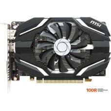 Видеокарта MSI Geforce GTX 1050 Ti OCV1 4GB GDDR5