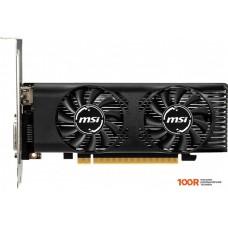 Видеокарта MSI GeForce GTX 1650 LP 4GB GDDR5
