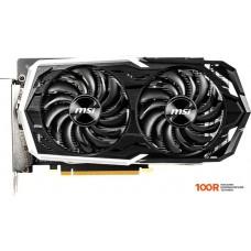 Видеокарта MSI GeForce GTX 1660 Armor 6GB GDDR5