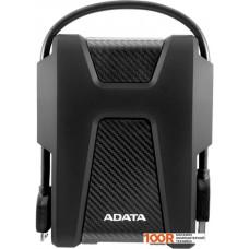 Внешний жёсткий диск A-Data HD680 1TB AHD680-1TU31-CBK (черный)