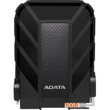 Внешний жёсткий диск A-Data HD710P 2TB (черный)
