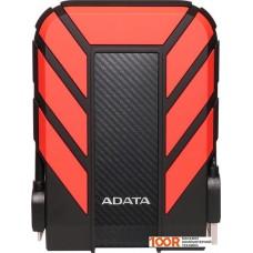 Внешний жёсткий диск A-Data HD710P 2TB (красный)