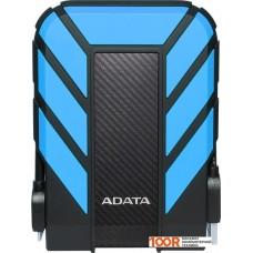 Внешний жёсткий диск A-Data HD710P 2TB (синий)
