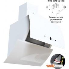 Вытяжка Backer AH60E-THSL200C White Glass
