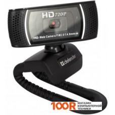 Web-камера Defender WebCam G-Lens 2597 HD720p