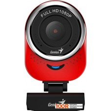 Web-камера Genius QCam 6000 (красный)