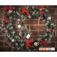 Новогоднее украшение Merry Bear E22-180-B5